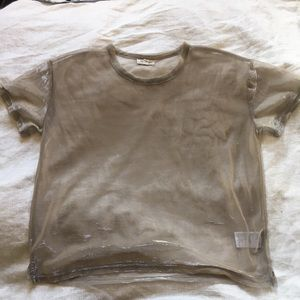 Urban outfitters sheet t shirt